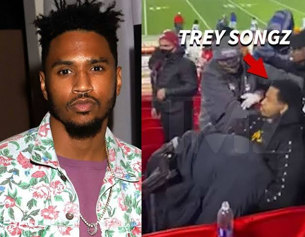 US Singer, Trey Songz Arrested For Allegedly Assaulting A Police Officer [Video] 1
