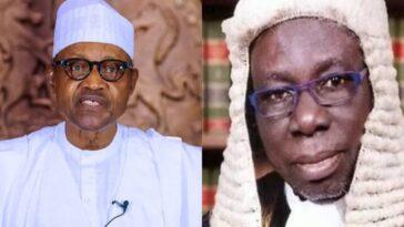 President Buhari Reacts As Former AGF, Abdullahi Ibrahim Dies Of Coronavirus 13