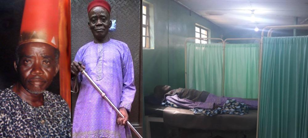 Veteran Nollywood Actor, Dan Nkoloagu Dies At Age Of 83 1