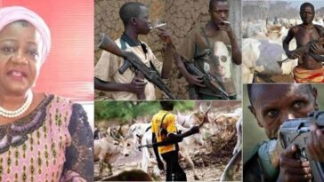 Nigerians Are Looking For Trouble By Criminalising Fulani Herdsmen - Lauretta Onochie 12