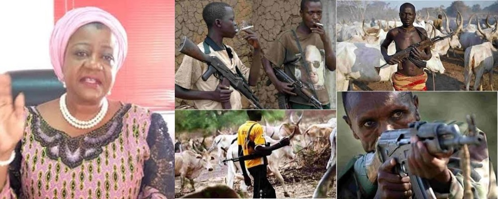 Nigerians Are Looking For Trouble By Criminalising Fulani Herdsmen - Lauretta Onochie 1