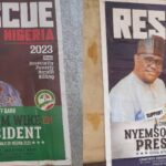 2023 Presidential Campaign Posters Of Nyesom Wike Spotted In Abuja [Photos] 28