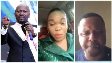 Police Probe Apostle Suleman For Allegedly Sleeping With Wife Of Pastor Mike Davids 7