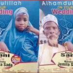Nigerians Reacts As Elderly Grandfather Weds Young Girl In Northern Nigeria 27