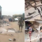 Many Feared Dead, Houses Burnt As Soldiers Clashes With IPOB In Orlu, Imo State [Video] 28