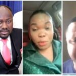 Pastor Mike Davids Sues Apostle Suleman For Sleeping With His Wife, Demands N2billion 27