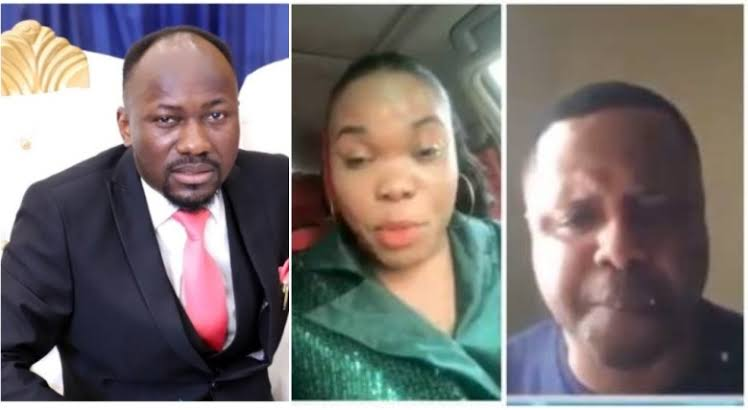 Pastor Mike Davids Sues Apostle Suleman For Sleeping With His Wife, Demands N2billion 1