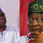 Fayose Says Lai Mohammed Loves To Vomit Evil Through His 'Septic-Tank-Like-Mouth' 27