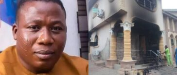 Sunday Igboho Says Those Who Burnt His Ibadan House Will Run Mad In 48 Hours 25