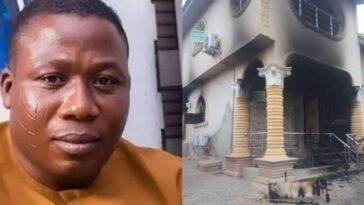 Sunday Igboho Says Those Who Burnt His Ibadan House Will Run Mad In 48 Hours 13
