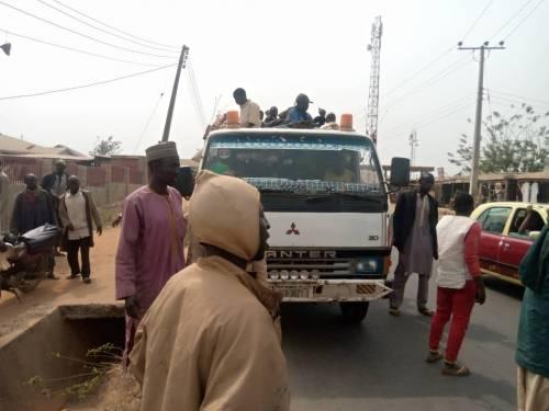 25 Guns Recovered As Amotekun Arrests Truckload Of Fulani Men Going To Oyo [Photos] 1