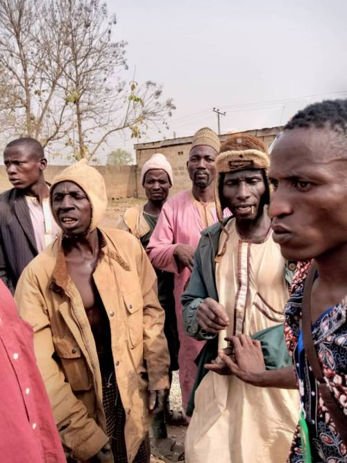 25 Guns Recovered As Amotekun Arrests Truckload Of Fulani Men Going To Oyo [Photos] 2