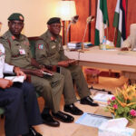 INSECURITY: President Buhari Finally Sacks Service Chiefs, Appoints New Officers 10