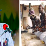 """Let's Flush Out Criminals With Our Spiritual Powers"" - Traditionalists Tells Governor Akeredolu 28"