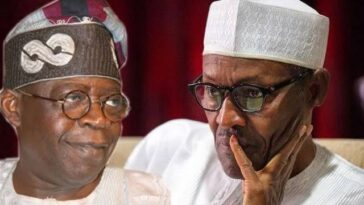 """Place Tinubu On Security Watch Before 2023 Elections"" - Aso Rock Cabals Tell Buhari 4"
