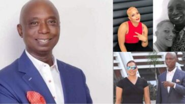 Ned Nwoko Opens Up About Marrying Zambian Lady, Phyllis Thompson 1