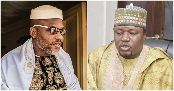 """Your Days Are Numbered"" – Arewa Youths Asks President Buhari To Arrest Nnamdi Kanu 1"