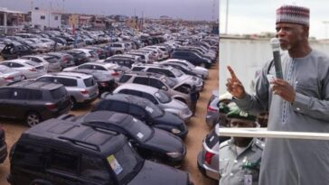 Nigerian Customs Announces Reduction In Cost Of Import Duties On Vehicles 12