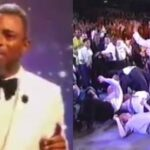 """""""If You Fall Under Anointing And Break Anything, You Will Pay"""" - Pastor Warns Members [Video] 27"""