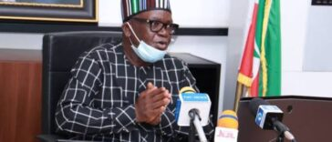 Benue State Governor, Samuel Ortom Tests Positive For Coronavirus 25