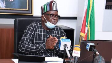 Benue State Governor, Samuel Ortom Tests Positive For Coronavirus 8