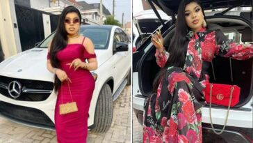 """I Am The Richest Ashawo In Nigeria"" - Bobrisky Says As He Flaunts His N12.4m Jewelry 7"