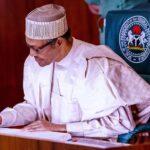 Buhari Signs Law Prescribing Six Months Jail Term For Violators Of COVID19 Protocols 28