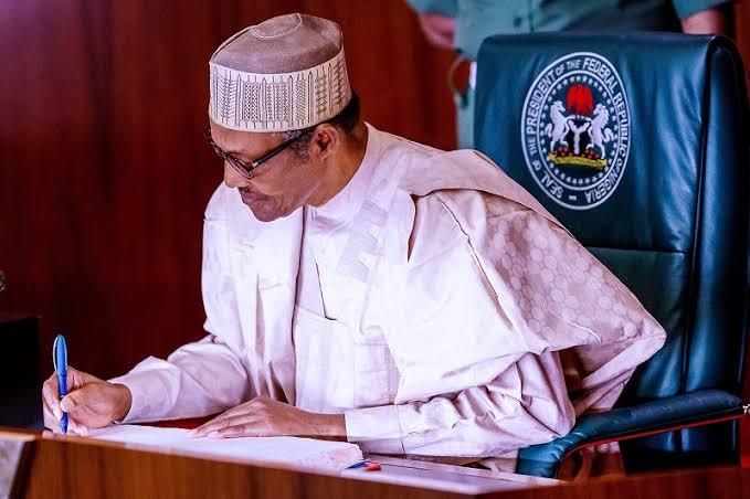 Buhari Signs Law Prescribing Six Months Jail Term For Violators Of COVID19 Protocols 1