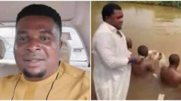 Nigerian Police Arrests 'Pastor Onyeze Jesus' For His Alleged Ritual Practices In Anambra 3