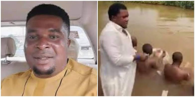 Nigerian Police Arrests 'Pastor Onyeze Jesus' For His Alleged Ritual Practices In Anambra 1