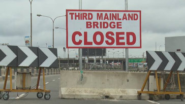 FG To Shutdown Third Mainland Bridge For Another 72 Hours From Friday 1