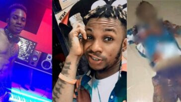 Nigerian Singer, Starboy Fizzy Commits Suicide Over 'Money Ritual' Allegation By Pastor 4