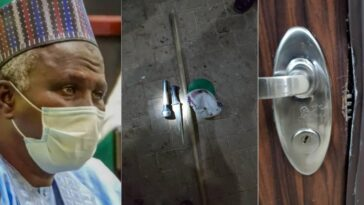 Nigerian Lawmaker, Abdullahi Salame Kills Gunman Who Attacked His Home In Sokoto 6