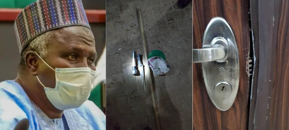 Nigerian Lawmaker, Abdullahi Salame Kills Gunman Who Attacked His Home In Sokoto 1