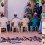 Zamfara Government Forgives 'Repentant Bandits' Who Surrendered Their Weapons [Video] 13