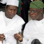 Obasanjo Says He Knew Yar'Adua Was Sick Before He Chose Him As His Successor 28