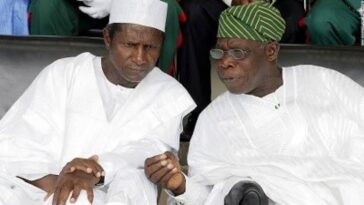 Obasanjo Says He Knew Yar'Adua Was Sick Before He Chose Him As His Successor 6
