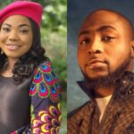 Gospel Singer, Mercy Chinwo Reacts After Davido Said 'She's Amazing, Lifts Up His Soul' 12