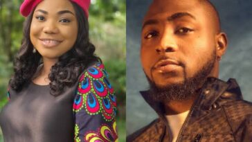 Gospel Singer, Mercy Chinwo Reacts After Davido Said 'She's Amazing, Lifts Up His Soul' 10