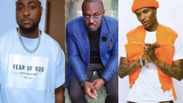 Nollywood Actor, Jim Iyke Reveals Why He Loves Davido More Than Wizkid 8