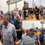 Sunday Igboho Storms Ogun, Vows To Flush Out 'Criminal Fulani Herdsmen' 28