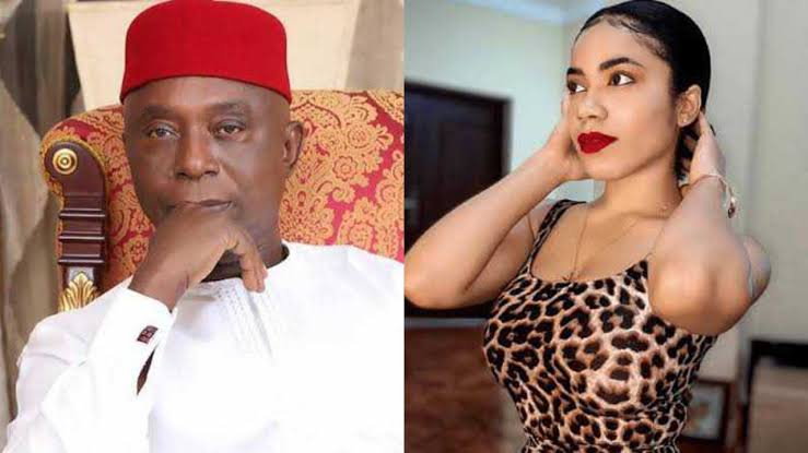 Billionaire Ned Nwoko Says He Prays For His Daughter To Marry An Old Rich Man Like Him 1