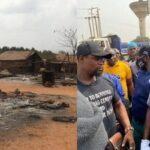 One Dead As Sunday Igboho Allegedly Burns Fulani Settlement In Ogun [Photos] 28
