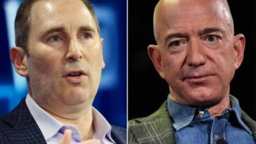 Jeff Bezos To Step Down As Amazon CEO, Andy Jassy To Take Over Later This Year 7