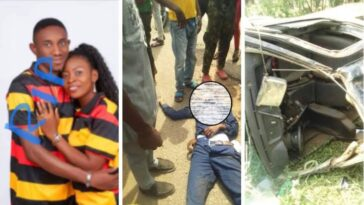Young Man Dies In Fatal Car Accident, Just Few Days To His Wedding In Imo State [Photos] 12