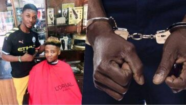 Benue Barber Arrested For Giving Customers Haircuts That Allegedly 'Insults Islam' In Kano 4
