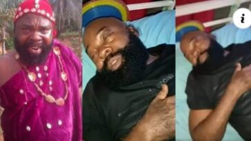 Actor Chukwuemeka Ani Hospitalised, Begs For Financial Help From Sick Bed [Video] 7