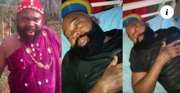 Actor Chukwuemeka Ani Hospitalised, Begs For Financial Help From Sick Bed [Video] 1