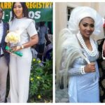 Lilian Esoro And Ubi Franklin's Marriage Officially Dissolved By Abuja Court 27