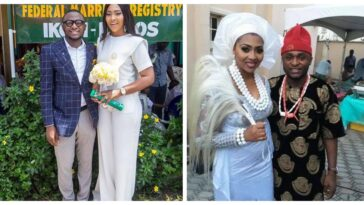 Lilian Esoro And Ubi Franklin's Marriage Officially Dissolved By Abuja Court 8